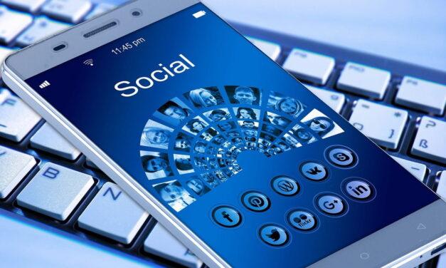 Mondo social e le pubblicità su internet